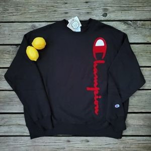 Champion Reverse Weave Script Spellout Sweatshirt
